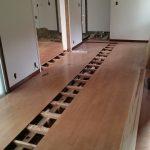 築50年の木造二階建て、床だけ直すには?2つの切り分け方法