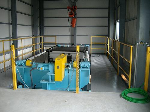 倉庫建設3